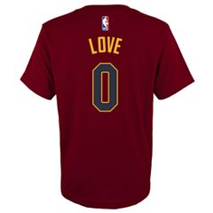Boys 8-20 Cleveland Cavaliers Kevin Love Player Name & Number Replica Tee