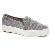Keds Triple Decker Sweatshirt Jersey Women's Ortholite Shoes