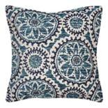 Spencer Home Decor Helix Geometric Throw Pillow