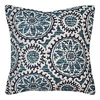 Spencer Home Decor Helix Geometric Throw Pillow