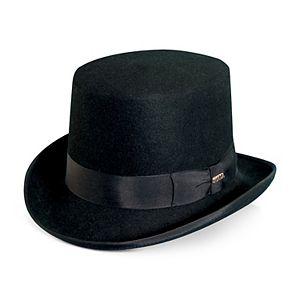 b3db70f8911 Men s Scala Wool Felt Top Hat