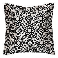 Spencer Home Decor Maelynn Geometric Throw Pillow