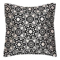 Spencer Home Decor Maelynn Geometric Throw Pillow