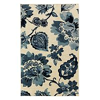 Mohawk® Home Aurora Camilla Wear-Dated Floral Rug
