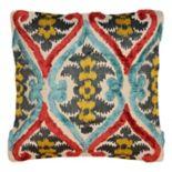 Spencer Home Decor Native Ikat Throw Pillow