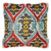 Spencer Home Decor Native Ikat Throw Pillow