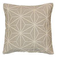 Spencer Home Decor Odeon Geometric Throw Pillow
