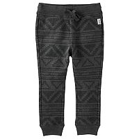 Boys 4-12 OshKosh B'gosh® Tribal Knit Pants