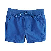 Baby Boy Jumping Beans® Ribbed Waist Shorts