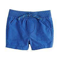 Baby Boy Jumping Beans® Ribbed Waist Shorts