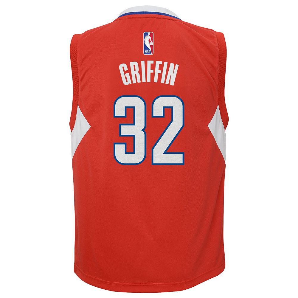Boys 8-20 Los Angeles Clippers Blake Griffin Replica Jersey