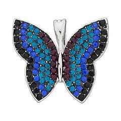 wearable ART Butterfly Pendant