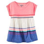 Toddler Girl OshKosh B'gosh® Multi-Stripe Tunic