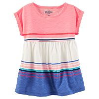 Toddler Girl OshKosh B'gosh® Multi-Stripe Tunic