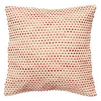 Spencer Home Decor Tovelo Dotted Throw Pillow
