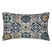 Spencer Home Decor Watson Medallion Oblong Throw Pillow