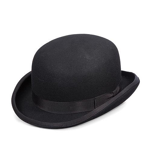 b355d691 Men's Scala Wool Felt Bowler Hat