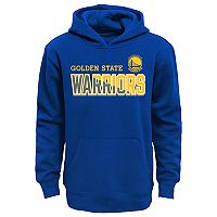 Boys 4-7 Golden State Warriors Promo Hoodie
