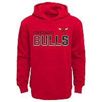 Boys 4-7 Chicago Bulls Promo Hoodie