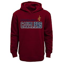 Boys 4-7 Cleveland Cavaliers Promo Hoodie