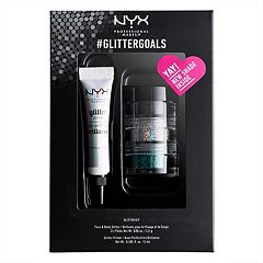 NYX Professional Makeup #GlitterGoals Set - Shade 01