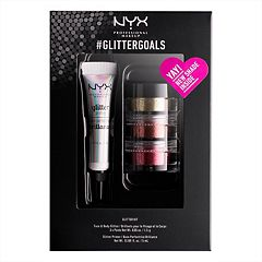 NYX Professional Makeup #GlitterGoals Set - Shade 02