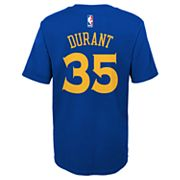 Boys 4-7 Golden State Warriors Kevin Durant Name and Number Tee