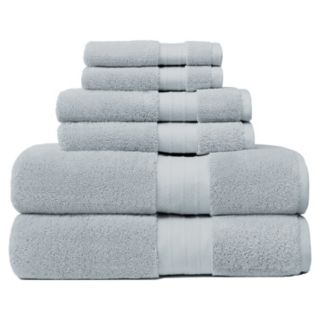 Crowning Touch Luxury Turkish Cotton 6-piece Bath Towel Set