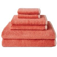 Crowning Touch Amaze 6-piece Bath Towel Set
