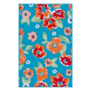 SONOMA Goods for Life? Floral Indoor Outdoor Rug