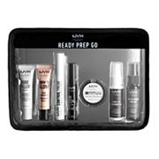 NYX Professional Makeup Ready, Prep, Go Travel Kit