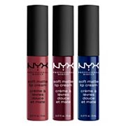 NYX Professional Makeup Soft Matte Lip Cream Set 12
