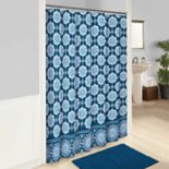 Vue Karma Love Shower Curtain