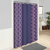 Vue Piper Shower Curtain