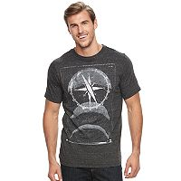Big & Tall Apt. 9 ® Double Dash Compass Tee
