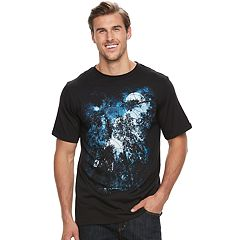 Big & Tall Apt. 9® Lunar Paths Graphic Tee