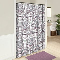 Marble Hill Royal Meadow Shower Curtain