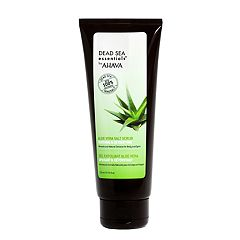 Dead Sea Essentials by AHAVA Aloe Vera Salt Scrub
