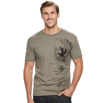 0a11e6ca0 Big & Tall Apt. 9® A Special Military Graphic Tee
