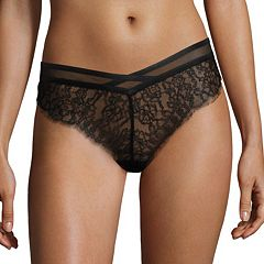 Maidenform Extra Sexy Eyelash Lace Cheeky Panty