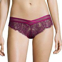 Maidenform Eyelash Lace Cheeky Panty