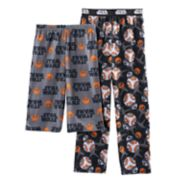 Boys 4-16  Star Wars BB8 2-Pack Lounge Pants & Shorts