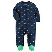 Baby Boy Carter's Dinosaur Turn Me Around Sleep & Play