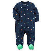 Baby Boy Carter's Dinosaur Turn Me Around Sleep & Play