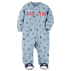 Baby Boy Carter's 'All-Star' Sports Sleep & Play