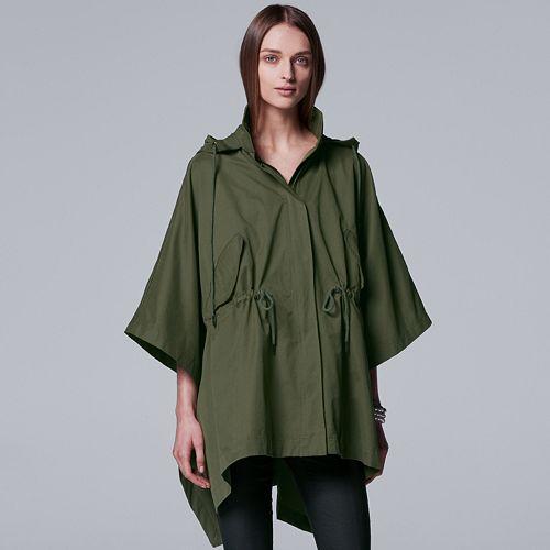 Women's Simply Vera Vera Wang Cape Jacket