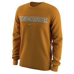 Men's Nike Tennessee Volunteers Camo Wordmark Tee