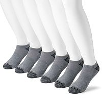 Men's New Balance 6-pack No-Show Core Performance Socks