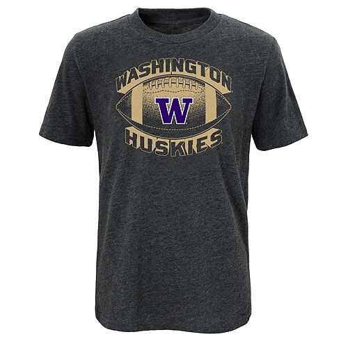 Boys 8-20 Washington Huskies Satellite Tee