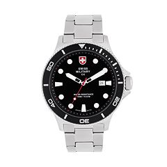 Swiss Military by Charmex(CX) Men's Stainless Steel Watch - 79292-9-B